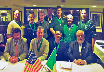 Westchester AOH Board members